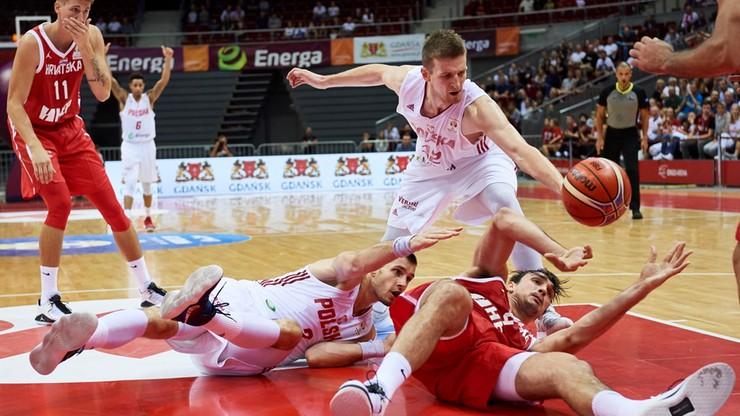 Eliminacje MŚ 2019: Polscy koszykarze ograli Chorwację po horrorze