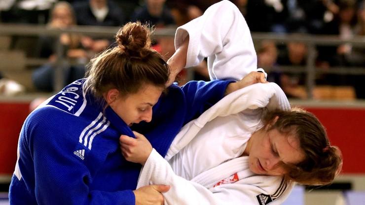 MŚ w judo: Paula Kułaga odpadła w 1/8 finału