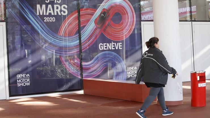 Salon motoryzacyjny w Genewie odwołany. Szwajcarzy zakazali wszelkich imprez masowych
