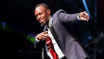 Legendarny sprinter Usain Bolt wydał swój pierwszy album muzyczny