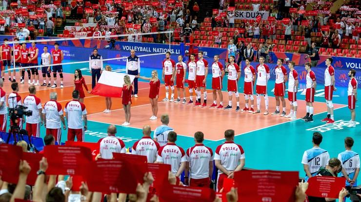 Polska gospodarzem wielkiego turnieju Siatkarskiej Ligi Narodów?