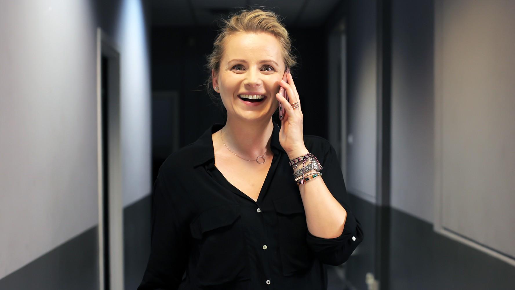 Komisarz Mama na planie drugiego sezonu zdradziła, że... - Polsat.pl
