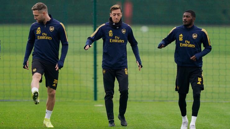 Piłkarze Arsenalu wracają do treningów jako pierwsi w Premier League