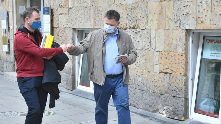 Kierwiński: wykluczenie posłów z KO nie ma związku z listem