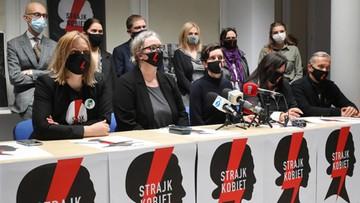 Strajk Kobiet ogłosił skład Rady Konsultacyjnej. Znamy listę postulatów