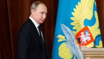"Putin: NATO podejmuje wobec Rosji ""realne kroki konfrontacyjne"""