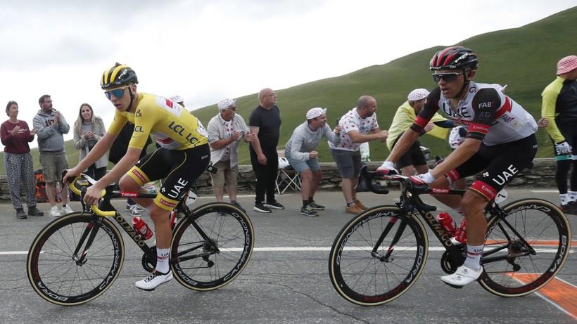 Tour de France: Tadej Pogacar wygrał w Pirenejach i umocnił się na pozycji lidera wyścigu