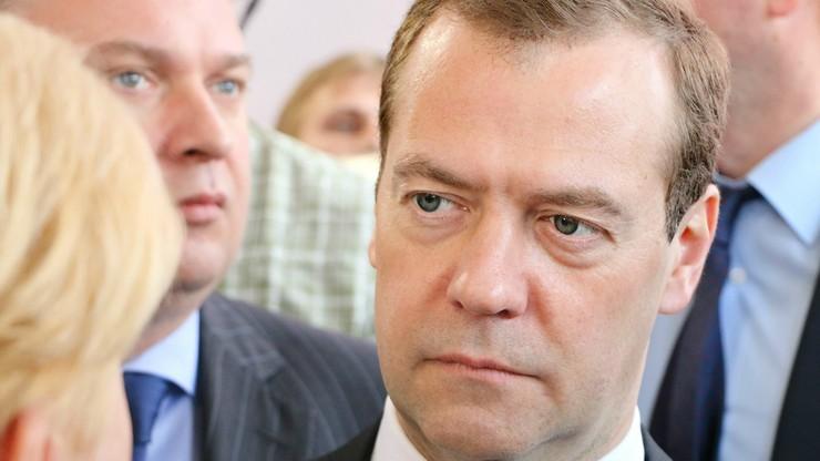 Miedwiediew podpisał rozporządzenie o ratyfikacji porozumienia klimatycznego