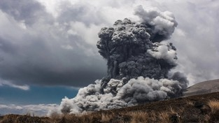 10.09.2021 05:56 Niepokojące zachowanie wulkanu Askja na Islandii. Jeśli wybuchnie, popioły mogą opaść na Europę