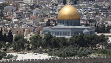 """Palestyna niezależnym państwem? Izrael twierdzi, że """"proces pokojowy się nie zakończył"""""""