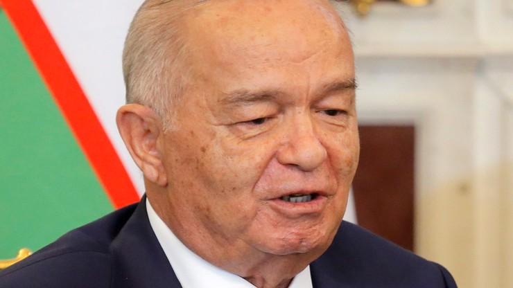 Prezydent Uzbekistanu w stanie krytycznym. Rządzi nieprzerwanie od 27 lat