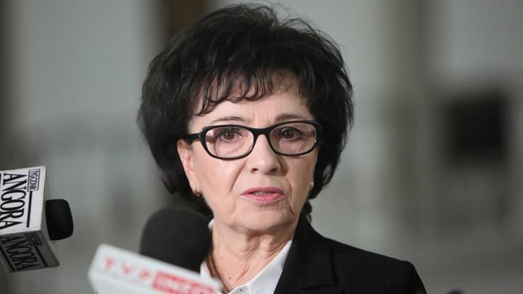 Marszałek Sejmu: Marian Banaś nie podał się do dymisji, nie otrzymałam żadnego pisma