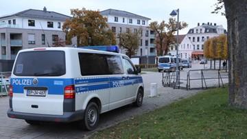 Seria ataków na policjantów w Niemczech