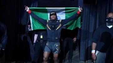 UFC 261: Trzy nokauty w walkach mistrzowskich! (WIDEO)