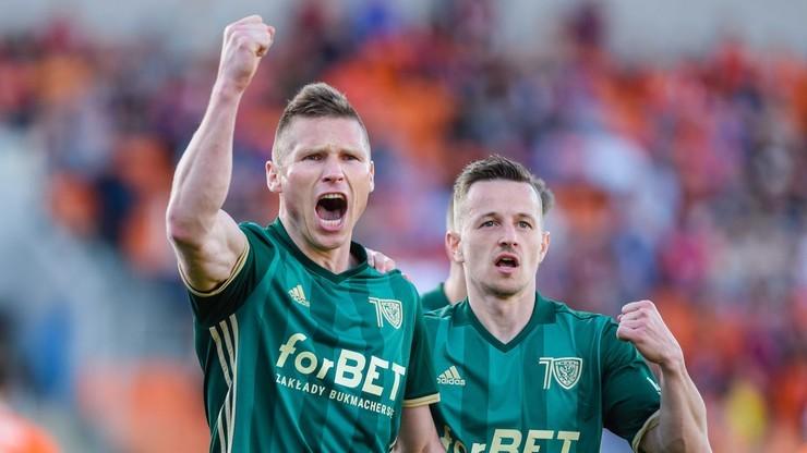 101. gol Robaka w Ekstraklasie