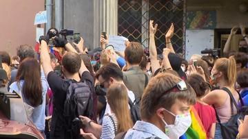 Dwa miesiące aresztu dla aktywisty LGBT. Protest przeciwko decyzji sądu
