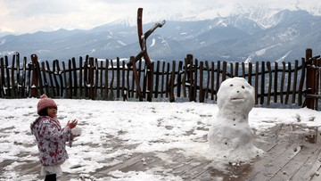 Zimowa Wielkanoc w Zakopanem. Śniegu będzie przybywać