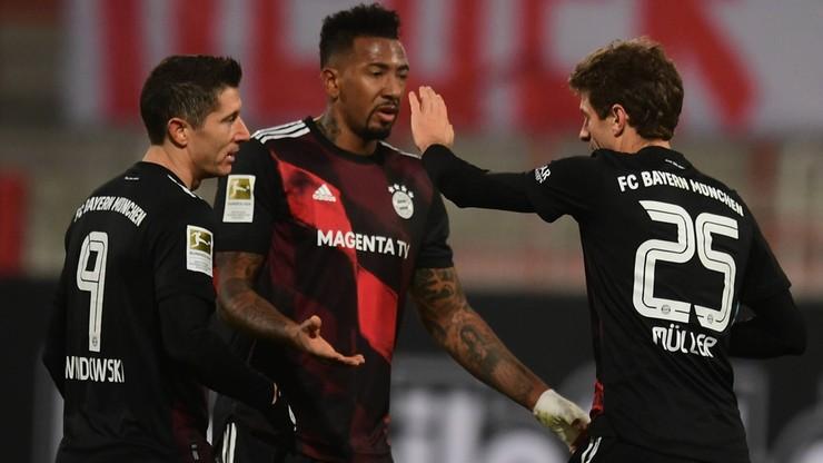 Bundesliga: Niespodzianka w Berlinie! Gol Roberta Lewandowskiego nie pomógł Bayernowi