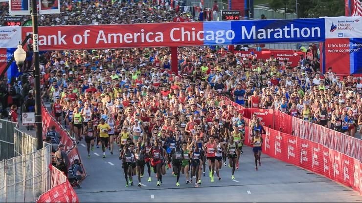 Maraton w Chicago: Impreza odwołana z powodu pandemii koronawirusa