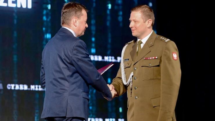 Szef MON powołał pełnomocnika ds. wojsk cyberobrony