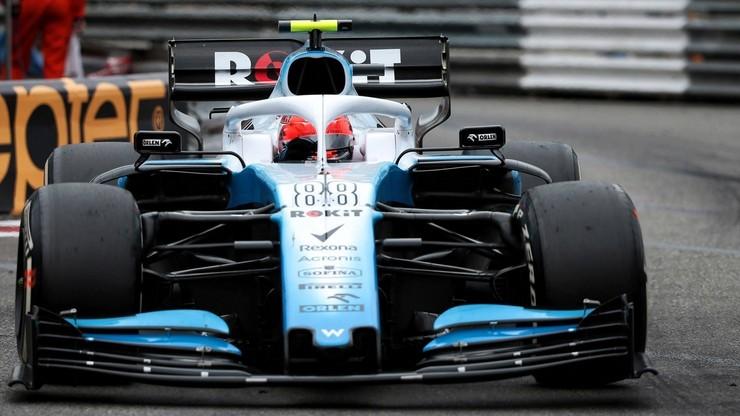 GP Kanady: Kubica najwolniejszy w pierwszej sesji kwalifikacyjnej