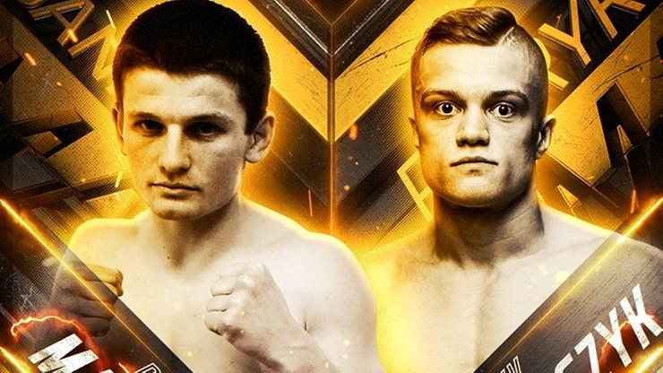 Armia Fight Night 6: Dwóch utalentowanych wojowników w zawodowych debiutach