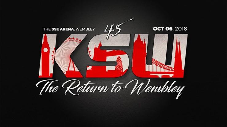 KSW wraca do Londynu!