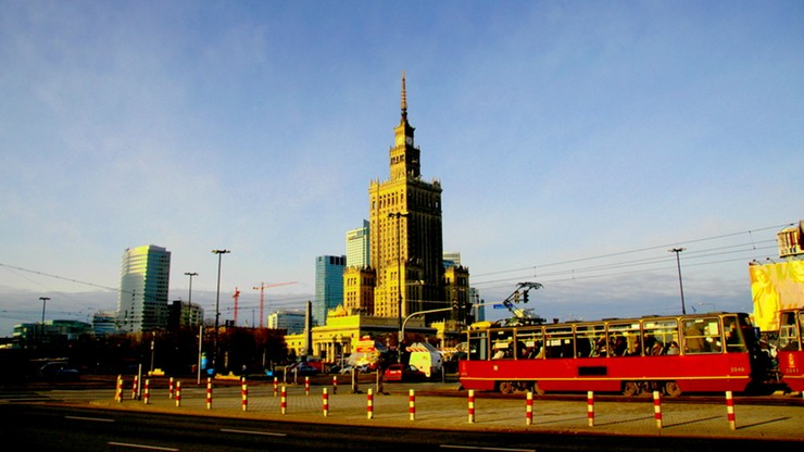 Niewybuch w centrum Warszawy. Ewakuowano ponad tysiąc osób