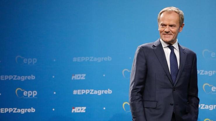 Donald Tusk odwołał szczyt Europejskiej Partii Ludowej