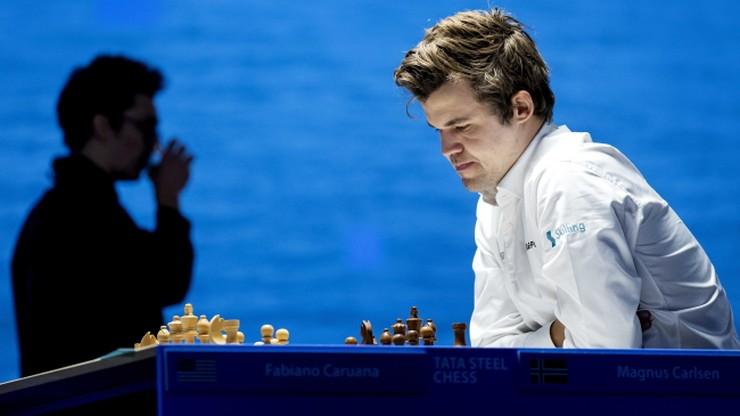 Szachowy turniej w Wijk aan Zee: Remis Radosława Wojtaszka z Magnusem Carlsenem
