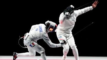 Tokio 2020: Romain Cannone mistrzem olimpijskim w szpadzie