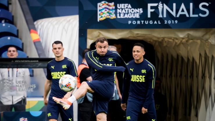 Liga Narodów: Portugalia - Szwajcaria. Transmisja w Polsacie Sport