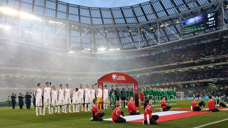 EURO 2020: Irlandia nie gwarantuje udziału kibiców w Dublinie