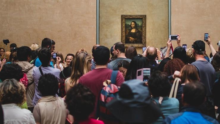 Mona Lisa poszła pod młotek. Za 80 tys. euro będzie można obejrzeć ją z bliska