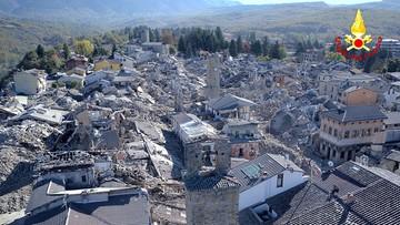 Włochy: silne trzęsienie ziemi w środkowej części kraju. Odczuwalne nawet w Rzymie