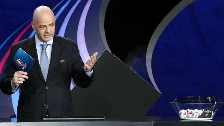 Prezydent FIFA wzywa do otwarcia stadionów w Iranie dla kobiet
