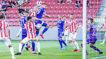 PKO BP Ekstraklasa: Gol w 101. minucie dał punkt Cracovii w meczu ze Stalą Mielec