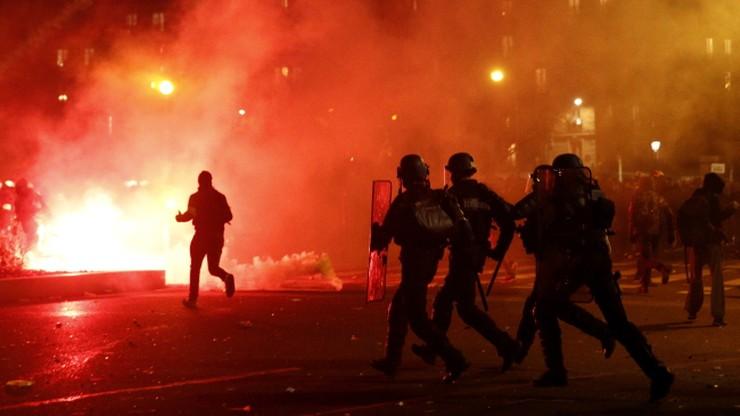 Francuzi protestują przeciwko reformie systemu emerytalnego. Doszło do starć z policją