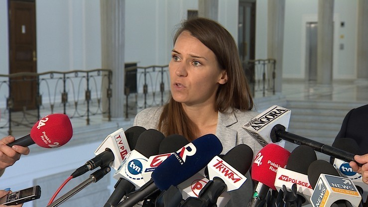 Agnieszka Pomaska pokazała wulgarne wiadomości. Hejter skazany na prace społeczne