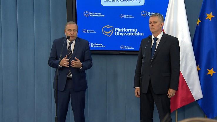 Platforma o szczycie NATO: to inicjatywa Komorowskiego. Wystawa smoleńska kompromituje