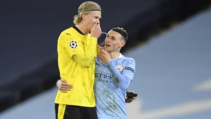 Liga Mistrzów: Borussia Dortmund - Manchester City na żywo