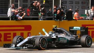 Formuła 1: Nico Rosberg wygrał wyścig w Szanghaju