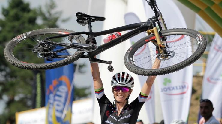 Włoszczowska wywalczyła mistrzostwo Polski. To już dwunasty triumf