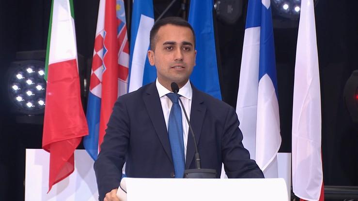 Nowy szef MSZ Włoch: kto w UE nie akceptuje kwot migrantów, powinien być surowo karany