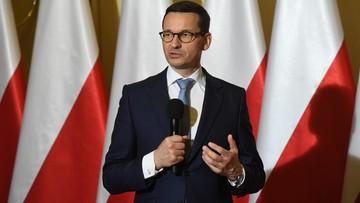 Morawiecki: staramy się wypracować nowy model gospodarczy dla Polski