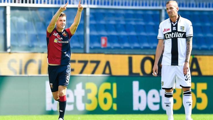 Spektakularna seria Piątka w lidze włoskiej. Dziewiąty gol w siódmym meczu
