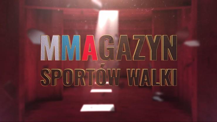 Kliknij i oglądaj na żywo nowy magazyn sportów walki