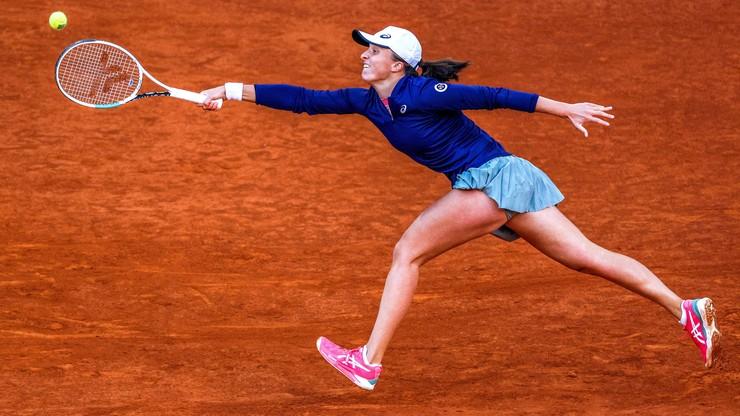 Ranking WTA: Iga Świątek wróciła na najwyższe miejsce w karierze