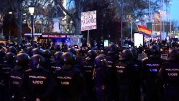 Tłumy na ulicach hiszpańskich miast. Chcą uwolnienia popularnego rapera