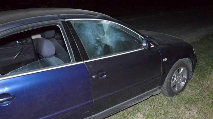 Odpalił petardę w samochodzie. Chciał ją wyrzucić przez okno, ale szyby nie dało się opuścić